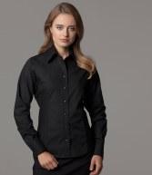 K743: Kustom Kit Ladies Long Sleeve Business Shirt