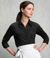 K745: Kustom Kit Bargear® Ladies 3/4 Sleeve Shirt