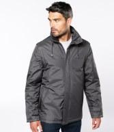 KB693: Kariban Factory Zip Off Sleeve Jacket