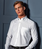PR234: Premier Signature Long Sleeve Oxford Shirt