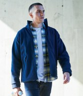 RG128: Regatta Sigma Heavyweight Fleece Jacket