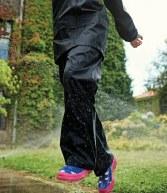 RG240: Regatta Kids Stormbreak Waterproof Overtrousers