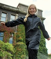 RG241: Regatta Kids Stormbreak Waterproof Jacket