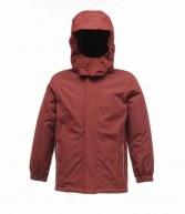 RG250: Regatta Kids Squad Waterproof Insulated Jacket