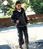 RG253: Regatta Kids Classic Rain Suit