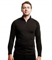 RG285: Regatta Premium Base Long Sleeve Zip Neck Top