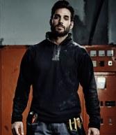 RG511: Regatta Hardwear Intercell Zip Neck Fleece