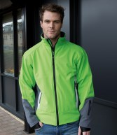 RS119: Result Blade Soft Shell Jacket