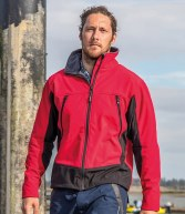 RS120: Result Soft Shell Activity Jacket