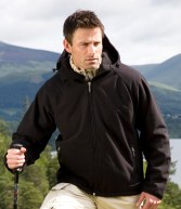 RS129M: Result Zorax Z-Tech®  Soft Shell Jacket