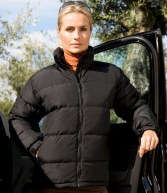 RS181F: Result Ladies Holkham Down Feel Jacket