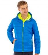 RS194M: Snow Bird Padded Jacket