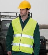 RS200: Result Core Motorist Hi-Vis Safety Vest