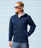 RS209M: Result Core Soft Shell Jacket