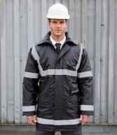 RS23: Result Work-Guard Reflective Management Coat