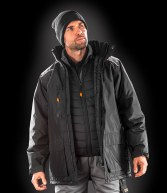 RS305: Result Work-Guard Vostex Long Coat