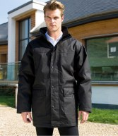 RS307M: Result Work-Guard Platinum Managers Jacket
