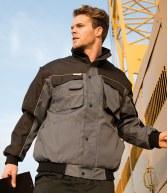 RS71: Result Work-Guard Zip Sleeve Heavy Duty Jacket