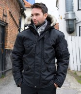 RS73: Result Work-Guard Ultimate Cyclone Parka