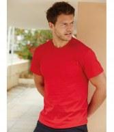 SA103: Fruit of the Loom Heavy Cotton Pocket T-Shirt