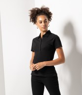 SK42: Skinnifit Ladies Stretch Pique Polo Shirt