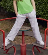 SS125B: Fruit of the Loom Kids Lightweight Jog Pants