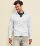 SS16: Fruit of the Loom Classic Zip Hooded Sweatshirt