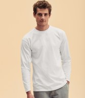 SS22: Fruit of the Loom Long Sleeve Super Premium T-Shirt