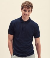 SS27: Fruit of the Loom Heavy Pique Polo Shirt