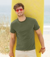 SS37: Fruit of the Loom Fitted Value T-Shirt
