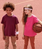 SS6B: Fruit of the Loom Kids Value T-Shirt