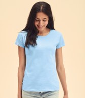 SS77: Fruit of the Loom Lady Fit Value T-Shirt