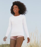 SS78: Fruit of the Loom Lady Fit Long Sleeve T-Shirt