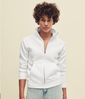 SS79: Fruit of the Loom Premium Lady Fit Sweat Jacket