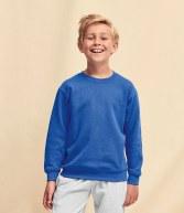 SS9B: Fruit of the Loom Kids Drop Shoulder Sweatshirt