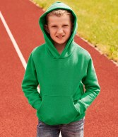 SSE14B: Fruit Loom Kids Premium Hooded Sweatshirt