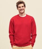 SSE9: Fruit Loom Premium Drop Shoulder Sweatshirt