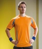 TL541: Tombo Teamsport Contrast Performance T-Shirt