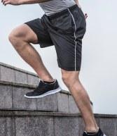 TL801: Tombo Teamsport Longline Lined Shorts