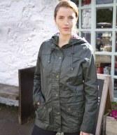 TP053: Trespass Ladies Rubywax Jacket
