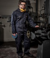 WD001: Dickies Redhawk Zip Front Coverall