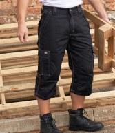 WD356: Dickies Industry 300 3/4 Trousers
