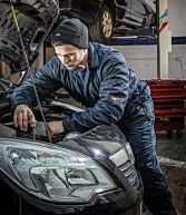 WD403: Dickies Lined Coverall