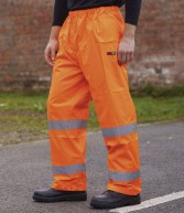 WR010: Warrior Seattle High Visibility Trousers